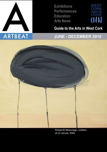 Artbeat June - Dec 2010 - West Cork Arts Centre