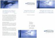Erfolgreicher führen und verkaufen im ICT-Business - punktum-com.ch