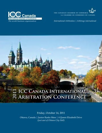 Arbitration Conference - Perley-Robertson, Hill & McDougall
