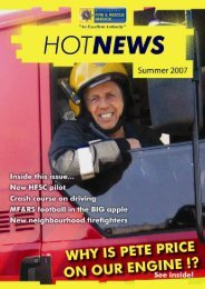 contents - Merseyside Fire and Rescue Service
