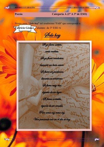 poemas - demo e-ducativa catedu