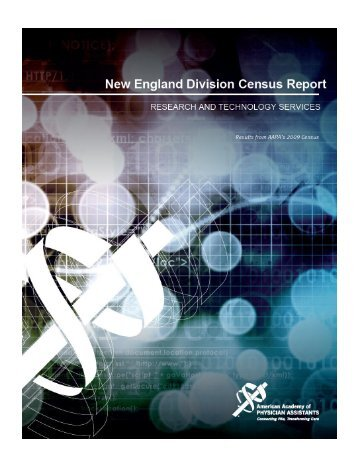 New England Census Division - American Academy of Physician ...