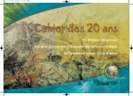 1° partie - Agence régionale pour l'environnement (ARPE)