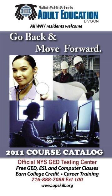 Go Back & Move Forward. - Buffalo Public Schools
