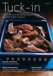 Download Tuck-in 12 PDF - Simply Beef and Lamb