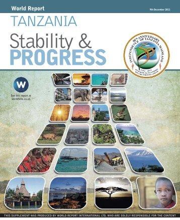 TANZANIA - World Report