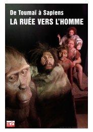 LA RUÉE VERS L'HOMME - Muséum d'histoire naturelle de nantes