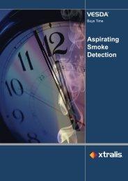 Aspirating Smoke Detection - Sifee Action