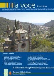 la voce 04 dicembreo 2006.qxp - Comune di Finale Ligure