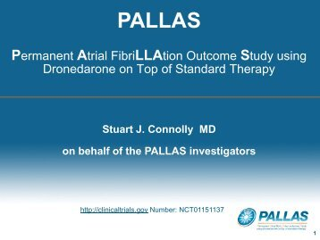 Slides PTM 15 Sept 2011 - Clinical Trial Results .org