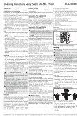 Betriebsanleitung Sicherheitsschalter STA-TW... (Twin) - EUCHNER ... - Page 4