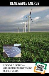 RENEWABLE ENERGY - Firelands Electric Cooperative