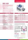 DTX 420 - Dalemans Gas Detection - Seite 2