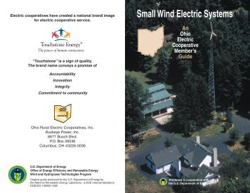 Small Wind Electric Systems - Firelands Electric Cooperative