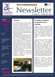 Download newsletter numero 4 - Galaxies