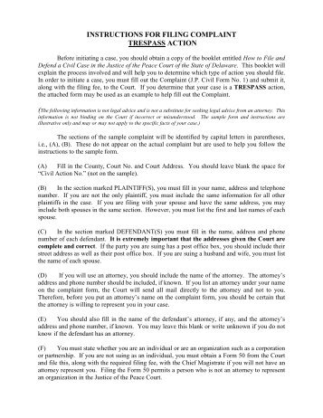 Pattern Criminal Jury Instructions Delaware State Courts State