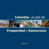 Colombia un País de Prosperidad y Democracia - ESP VER2