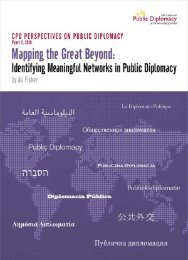 Mapping the Great Beyond: Identifying Meaningful Networks in