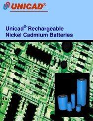 UNICAD - U and C Batteries