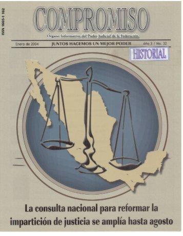 Enero - Suprema Corte de Justicia de la Nación