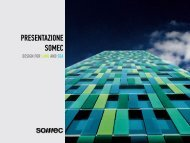 PRESENTAZIONE SOMEC - Somec Group