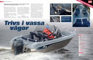 Vi Båtägare testar Yamarin Cross 49 BR - Yamaha Motor Europe
