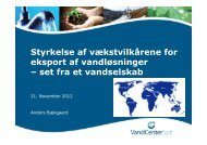 VandTek- DWF -399285 - Danish Water Forum