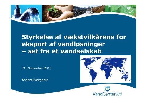 VandTek- DWF -399285 - Danish Water Forum