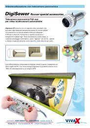 DigiSewer Rovver special accessories - vivax.it
