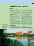 Folder om LAR fra De Grønne Kloakentreprenører - Klimatilpasning - Page 3