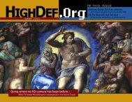 Jul-Aug 2000 Low Bandwidth - highdef magazine