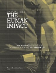 the-human-impact-report