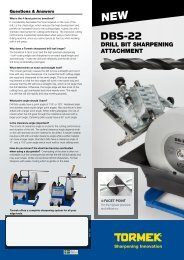 to view or download the DBS-22 leaflet with more detailed information.