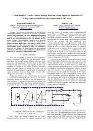 A Novel Seamless Transfer Control Strategy Based on ... - IEEE Xplore
