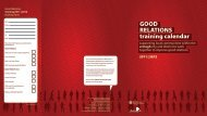 GOOD RELATIONS training calendar - Armagh City and District ...