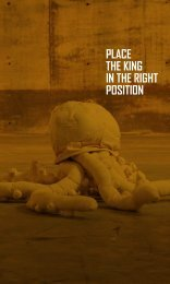 PLACE THE KING IN THE RIGHT POSITION
