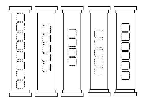 5 s ulen lapbook islam f r kinder. Black Bedroom Furniture Sets. Home Design Ideas