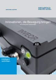 Produktbroschuere INVEOR - K Magazin