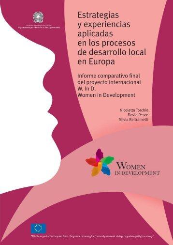 Estrategias y experiencias aplicadas en los procesos de desarrollo ...