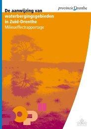 Deel 1 - Provincie Drenthe