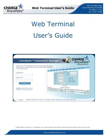 Terminal Provider Setup Function Step by Step guide Hicaps