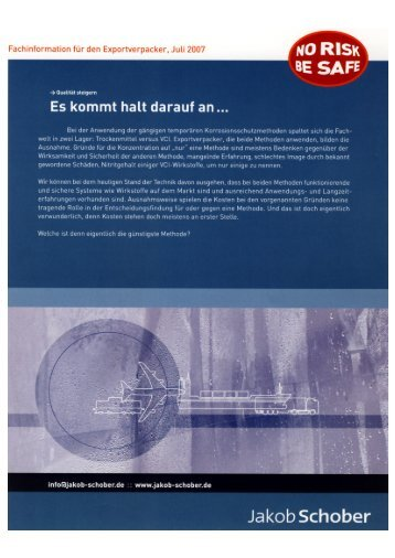 PDF-Download - Jakob Schober GmbH