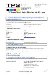 TPS Auto Wash Water Miscible 40.pdf - Total Print Supplies