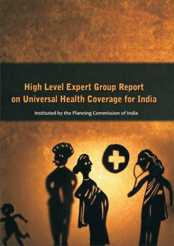 High Level Expert Group Report on Universal Health Coverage for ...