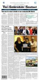 May 8, 2013 - Goldendale Sentinel