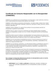 Certificado de Consumo Responsable con la ... - culturaRSC.com