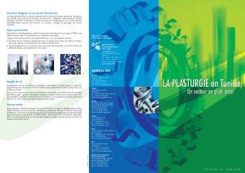 La Plasturgie en Tunisie