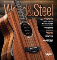 Fall Limiteds Builder's Reserve - Taylor Guitars