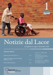In Uganda un sogno è diventato realtà - Fondazione Corti