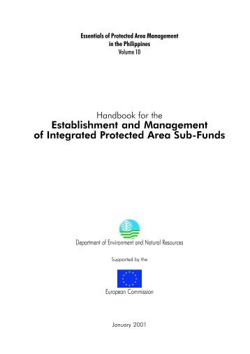 Establishment and Management of Integrated Protected Area Sub ...